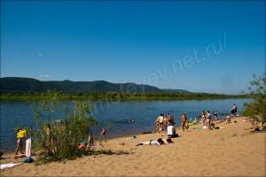Волга и Жигулёвские горы