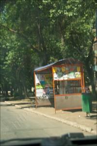Отсюда и начался путь на Грушинский в 2003 году