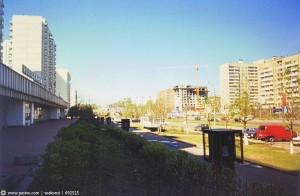 Можайское шоссе. 1998 год